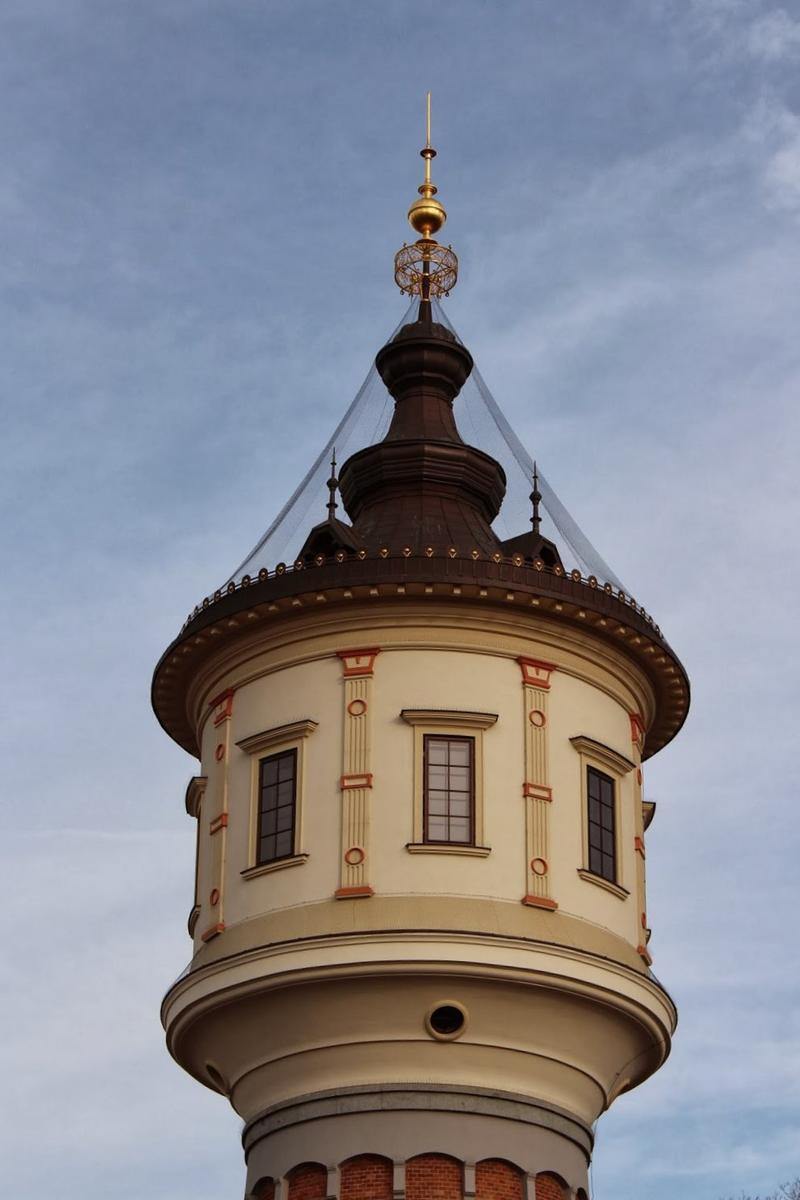 Либеньская водонапорная башня 2
