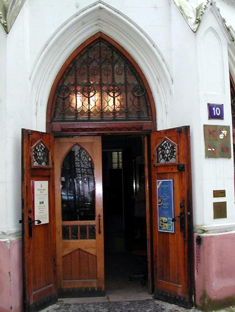 Майзелова синагога 5