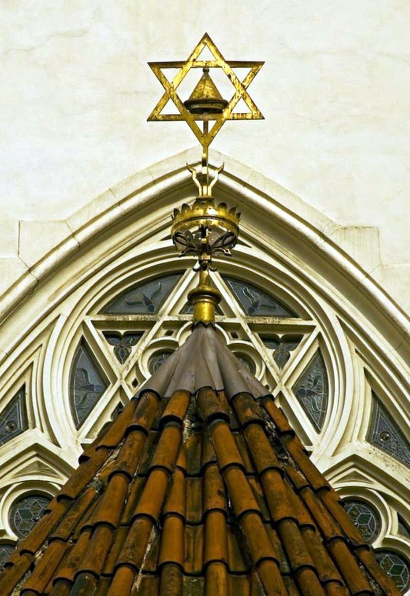 Майзелова синагога 7