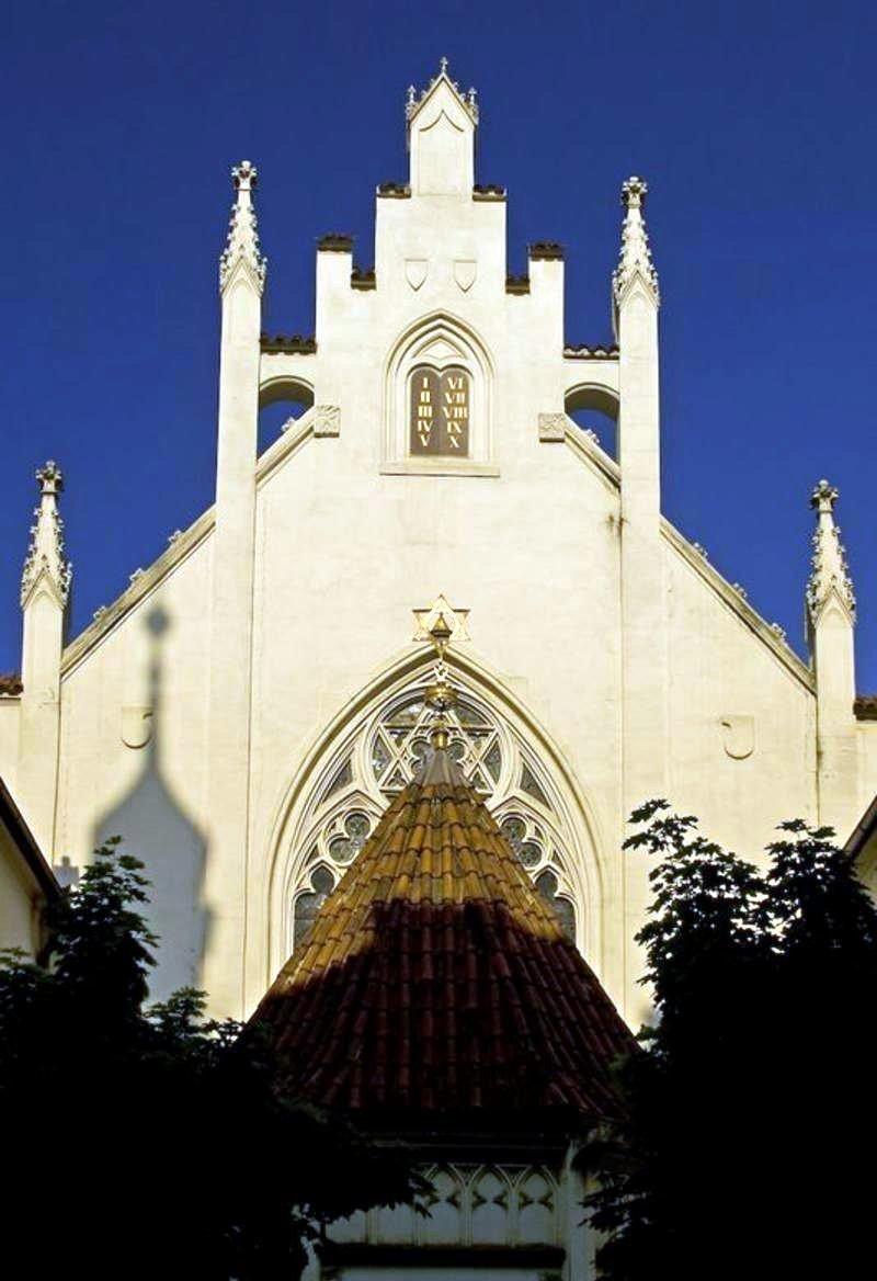 Майзелова синагога 8