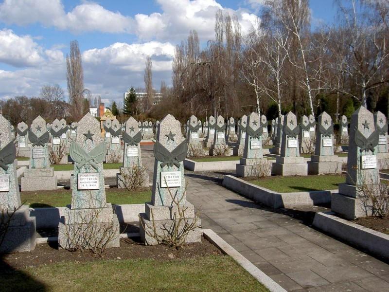 Ольшанское кладбище 9