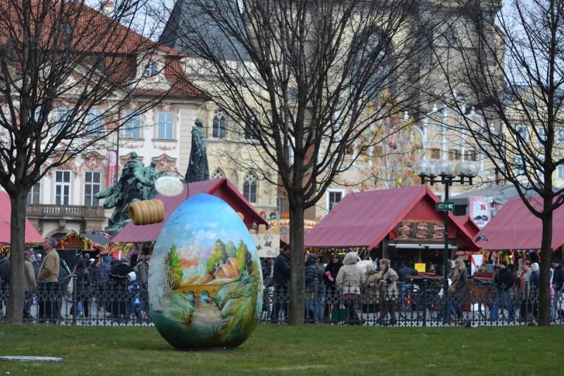 Пасха в Праге 3