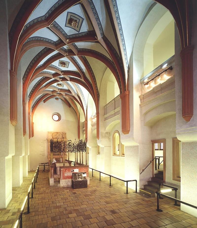 Пинкасова синагога 3