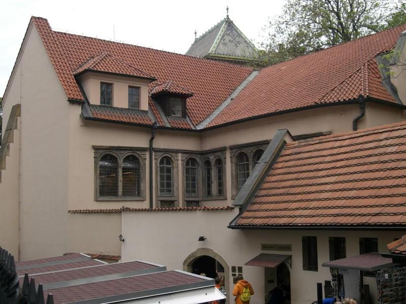 Пинкасова синагога 4