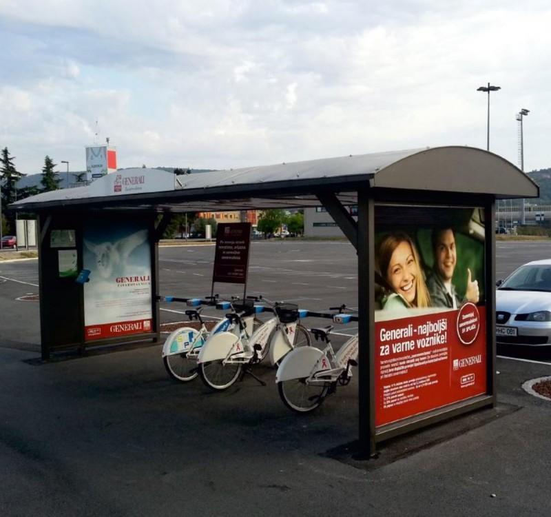 Прокат велосипедов в Праге 2
