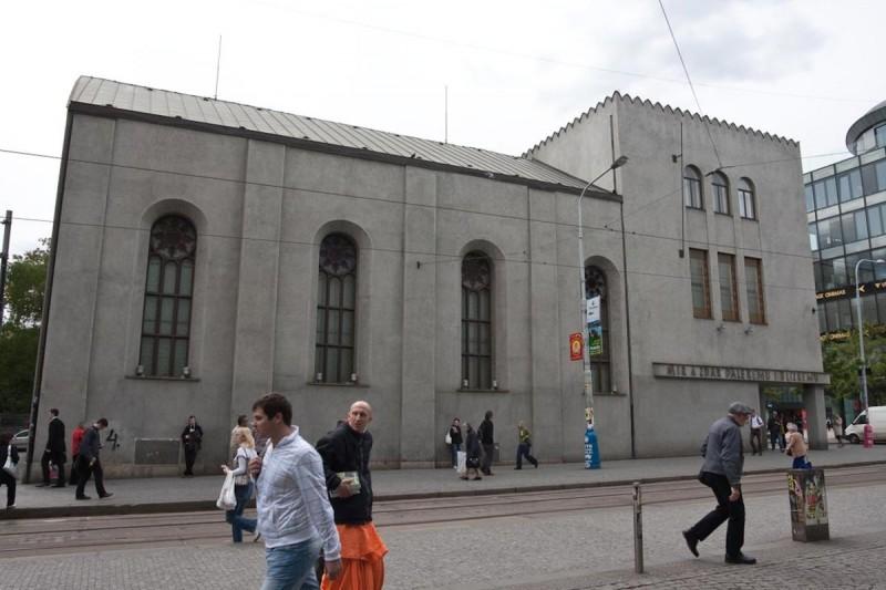 Смиховская синагога 4