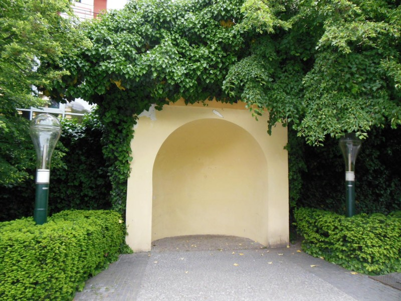 Франтишканский сад 2