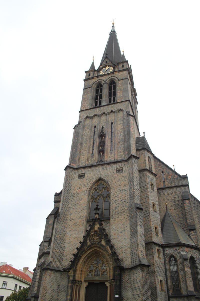 Храм Святого Прокопа в Праге 1