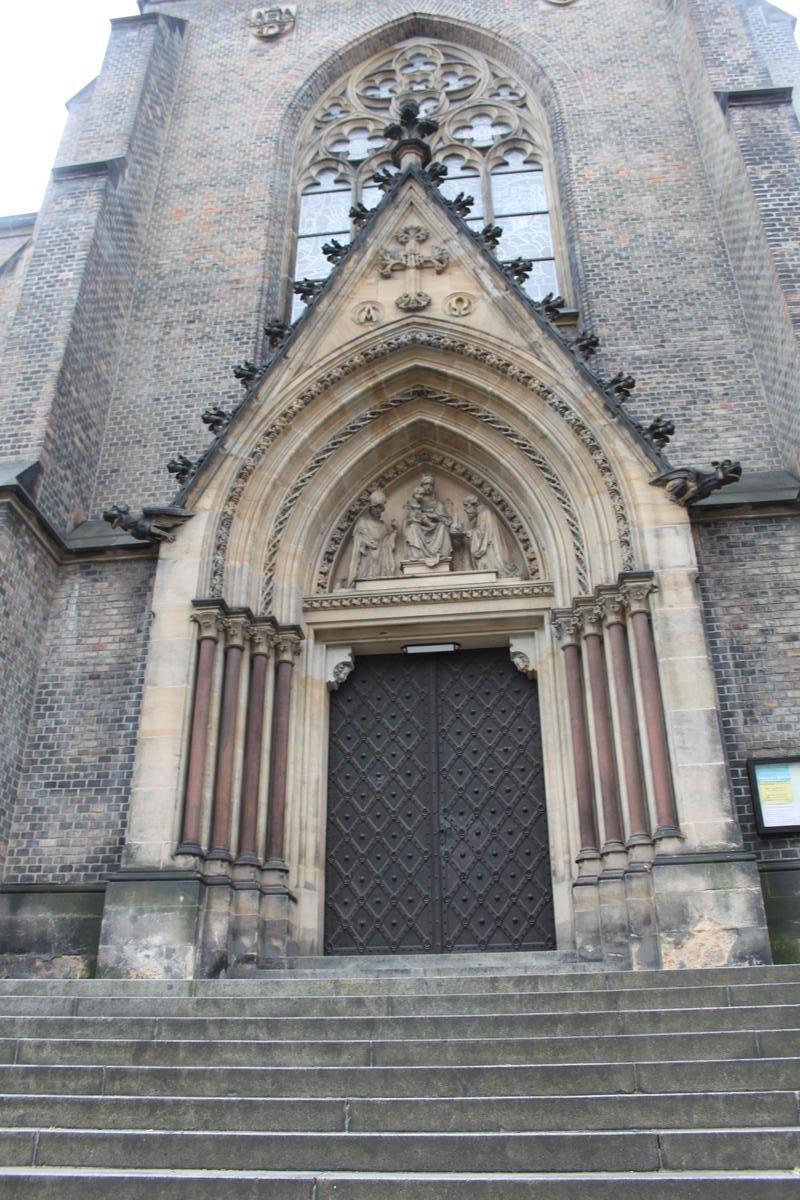 Храм Святого Прокопа в Праге 3