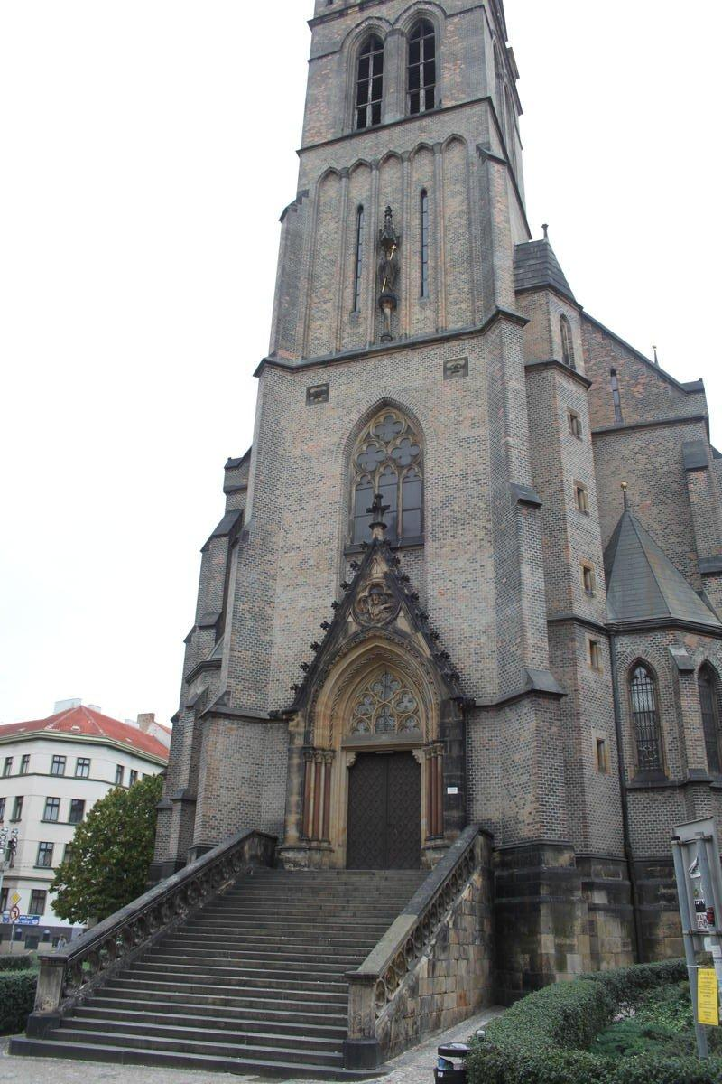 Храм Святого Прокопа в Праге 4