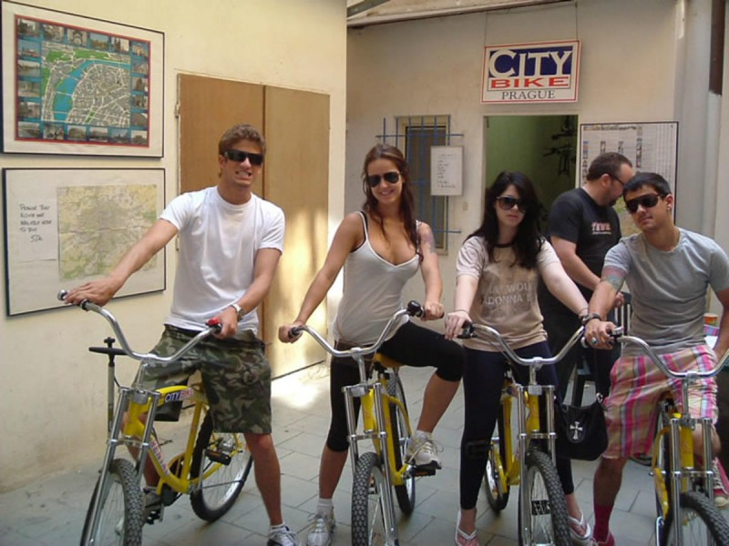 citybike-prague