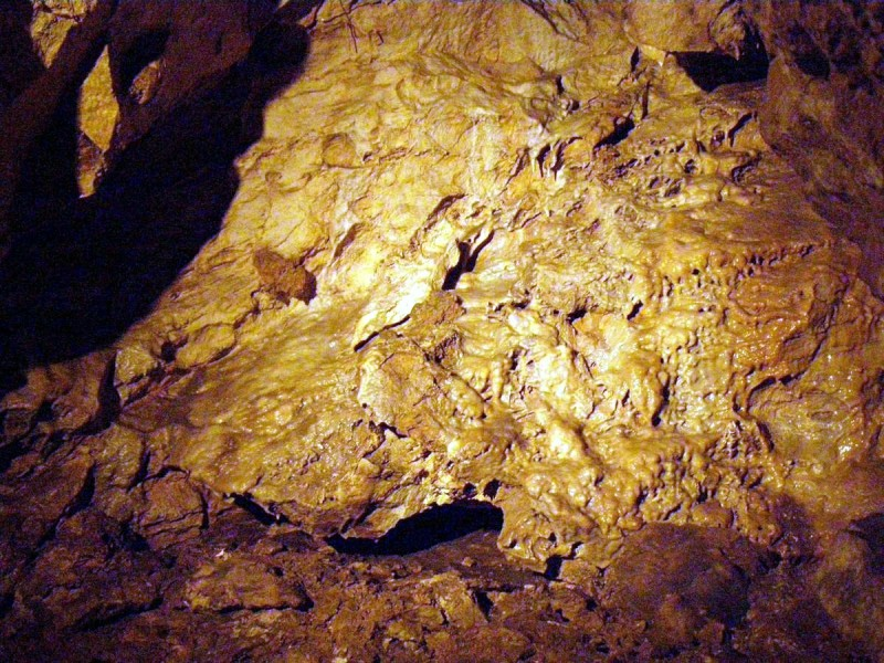 Бозковские доломитовые пещеры 7