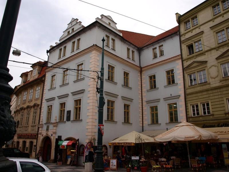 Вртбовский дворец 2