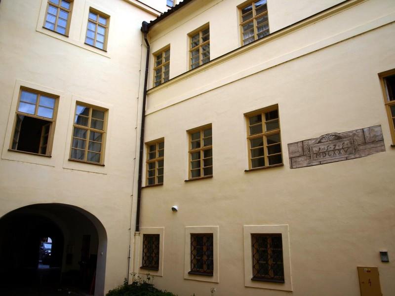 Вртбовский дворец 4