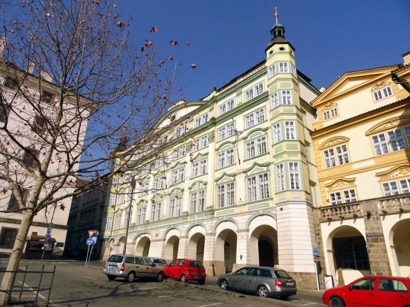 Дворец Смиржицких 2