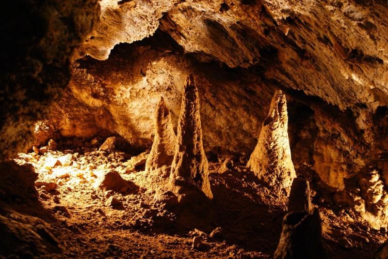 Збрашовске арагонитове пещеры 12