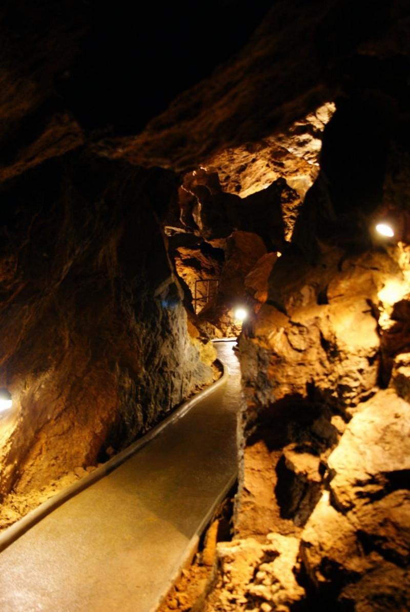 Збрашовске арагонитове пещеры 2