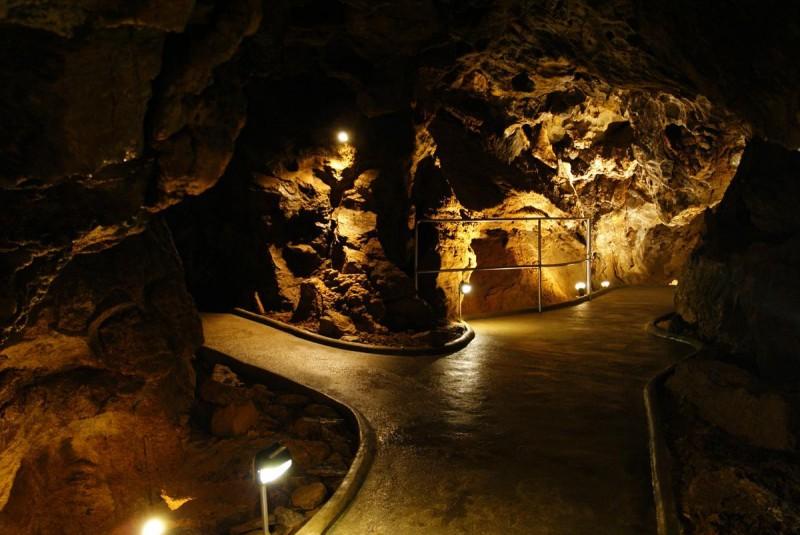 Збрашовске арагонитове пещеры 5