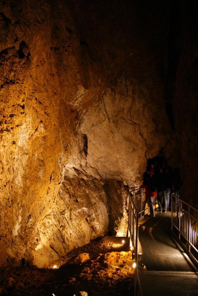 Збрашовске арагонитове пещеры 6