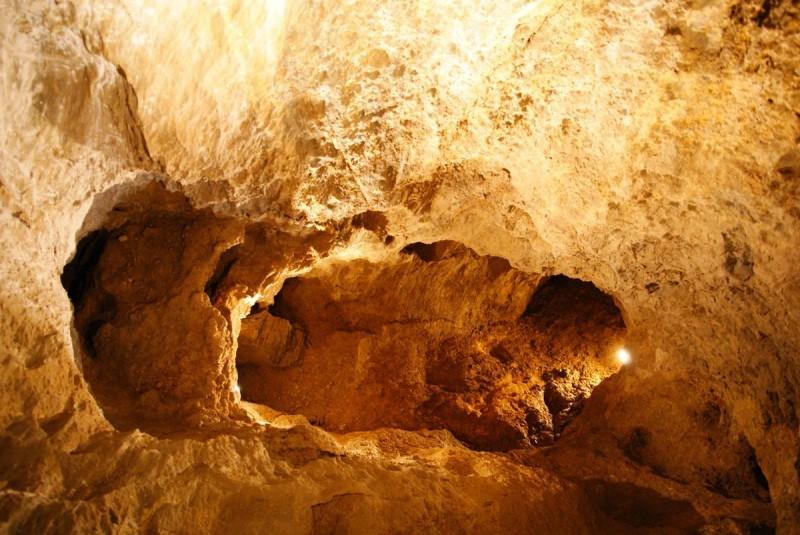 Збрашовске арагонитове пещеры 7