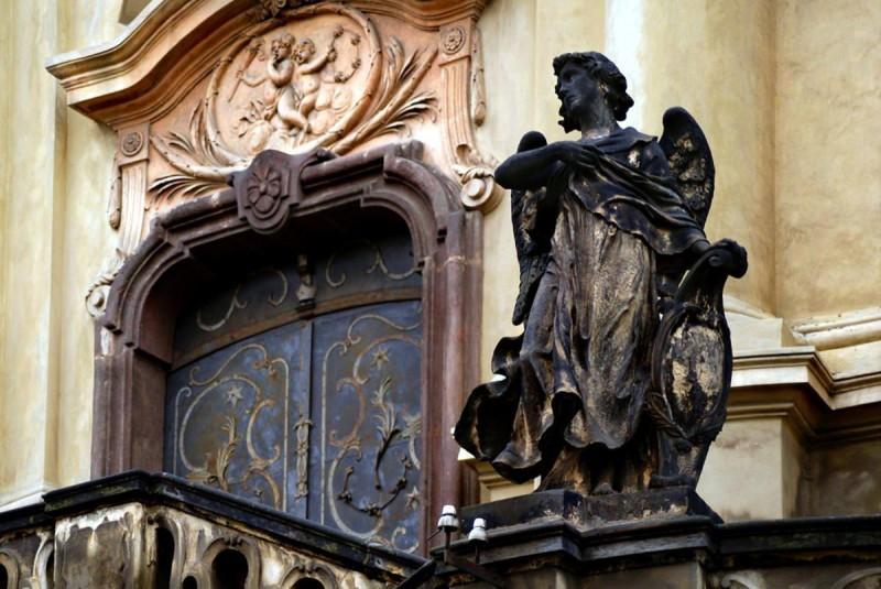 Костёл Святого Яна Непомуцкого на Скалце 4