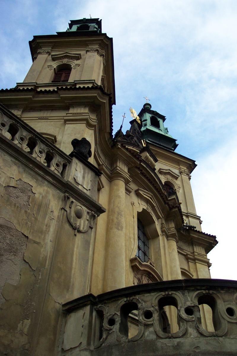 Костёл Святого Яна Непомуцкого на Скалце 5