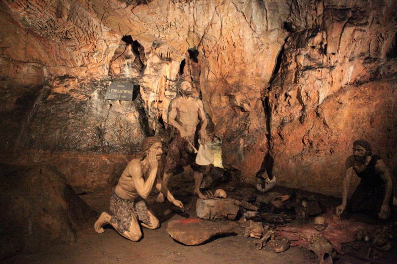 Младечские пещеры 7
