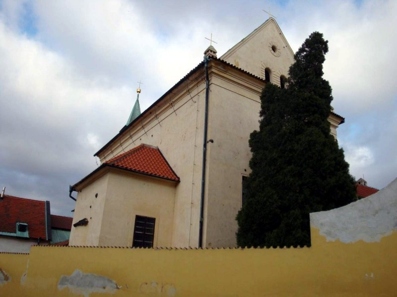 Монастырь капуцинов 7