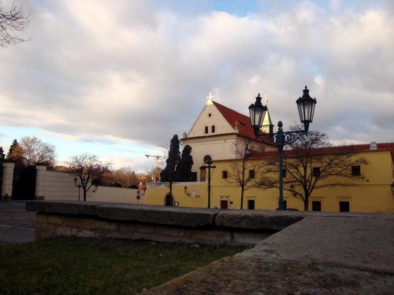 Монастырь капуцинов 8