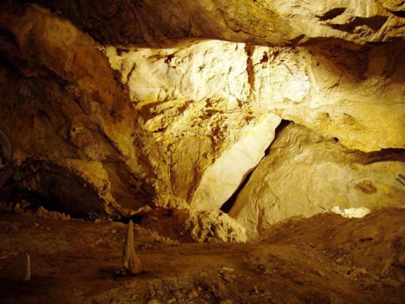 Пещеры На Туролду 6