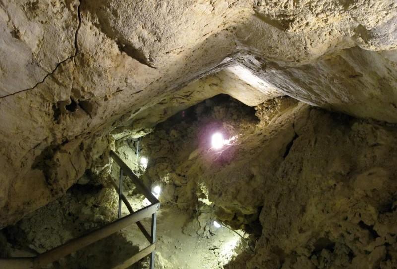 Пещеры На Туролду