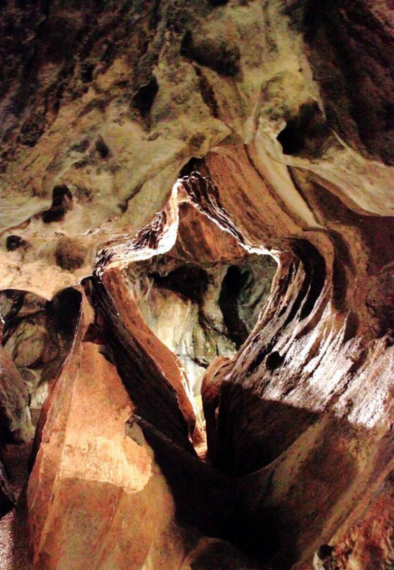 Пещеры на Шпичаку