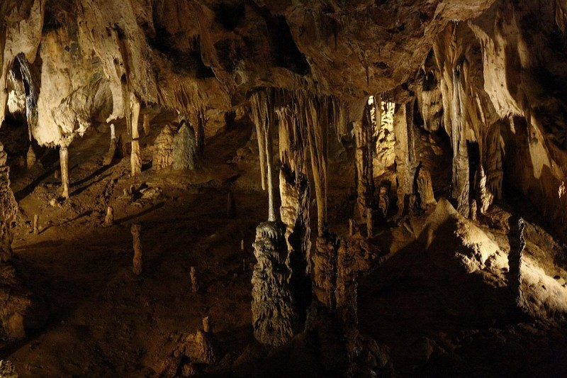 Слоупско-Шошувские пещеры 6