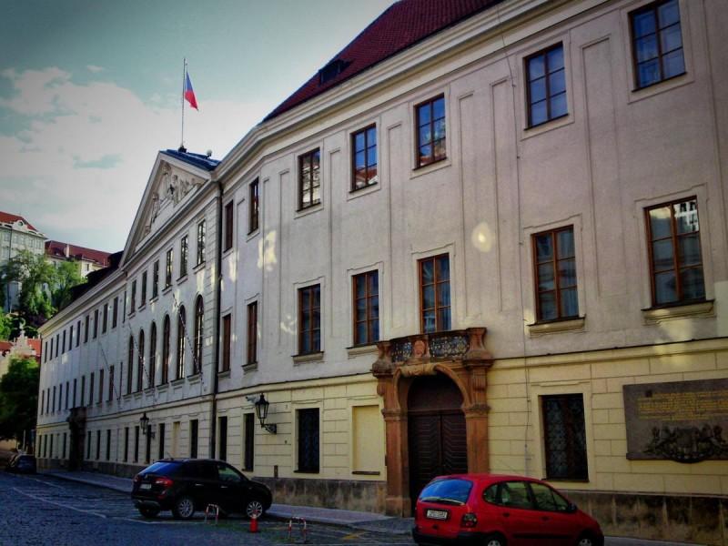 Туновский дворец