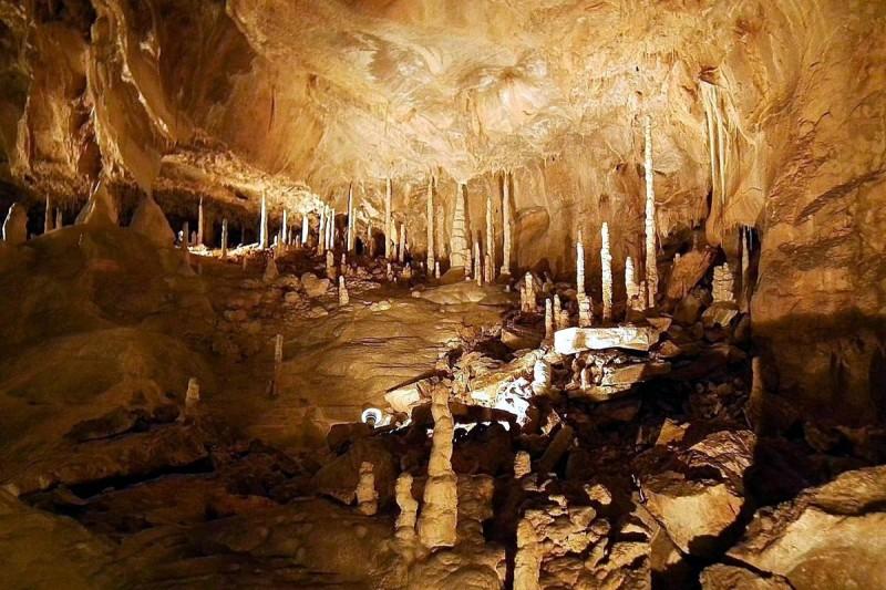 Яворжичские пещеры 4