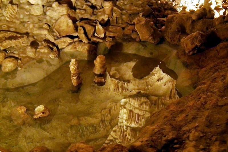 Яворжичские пещеры 6