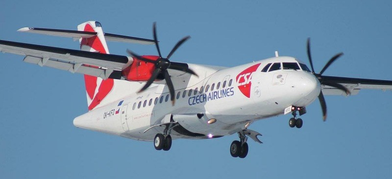 Czech Airlines 5