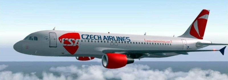 Czech Airlines 7