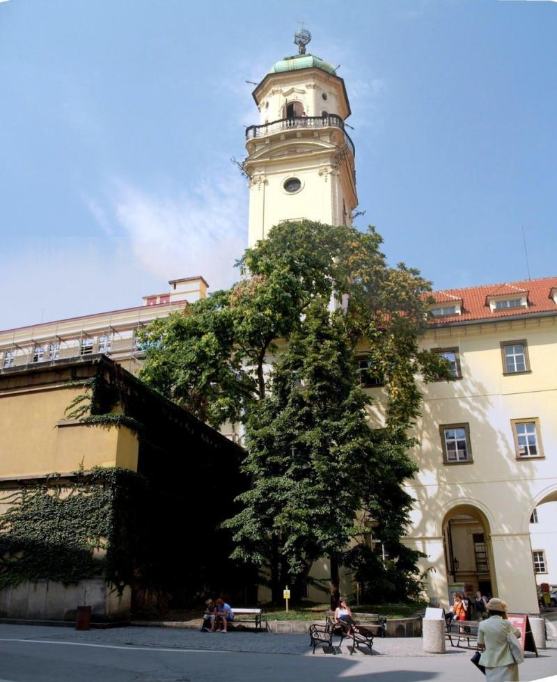 Астрономическая башня 3