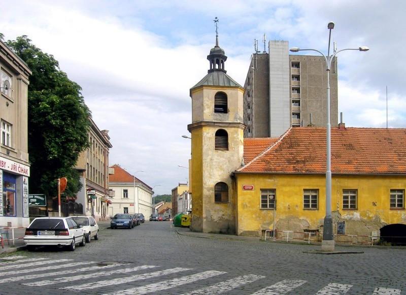 Башня бывшего Доминиканского подворья 7