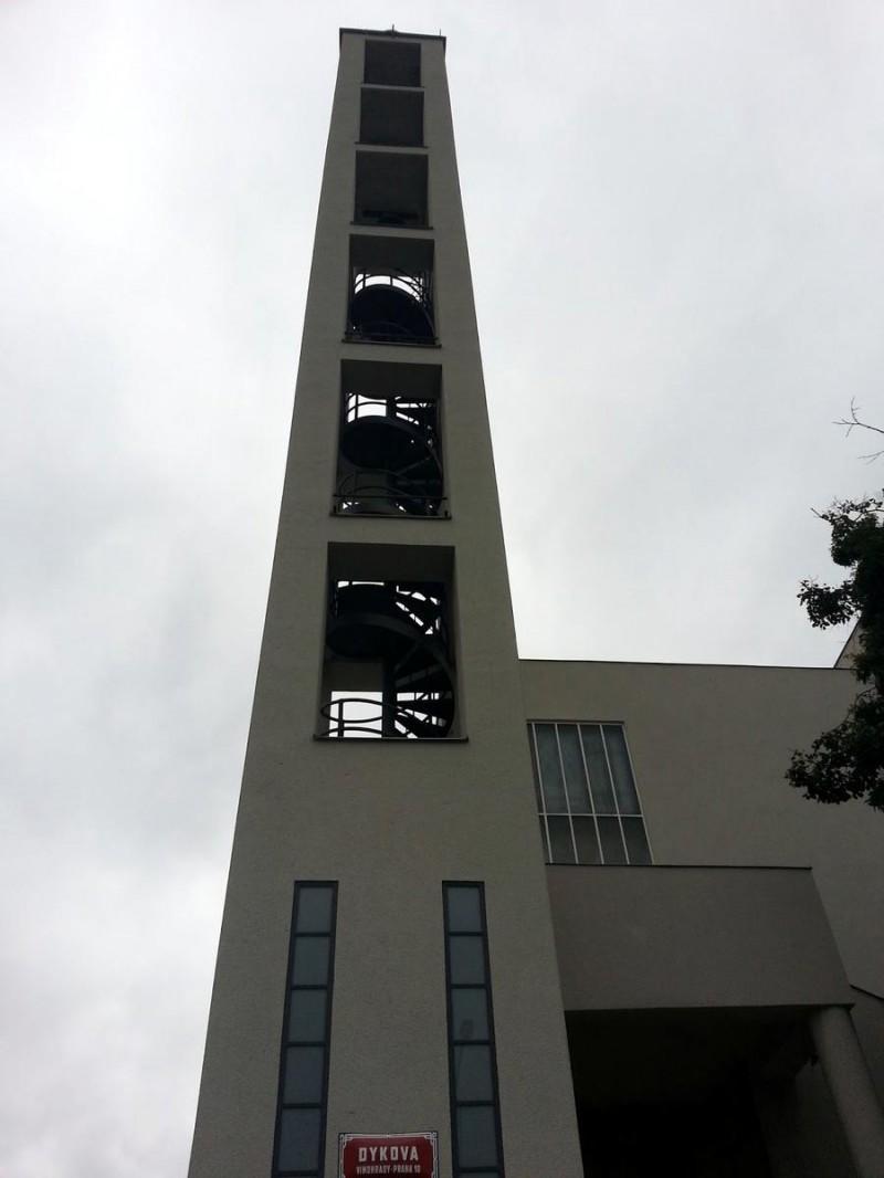 Гуситская церковь в Виноградах 4