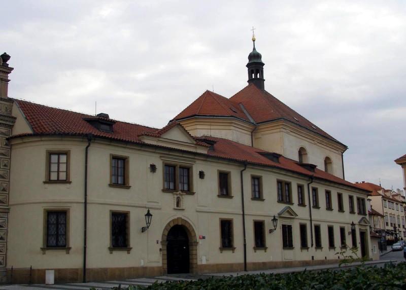 Костел Святого Бенедикта