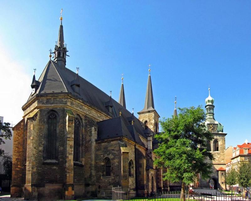 Костел Святого Петра на Поржичи 3
