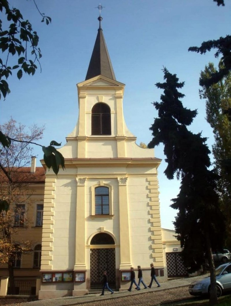Костел святого Вацлава в Нуслях 2