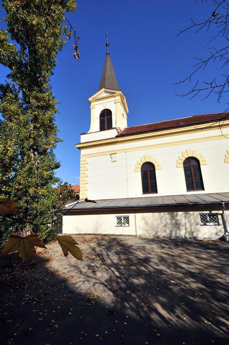 Костел святого Вацлава в Нуслях