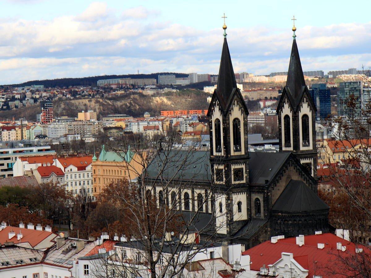 Церкви чехия
