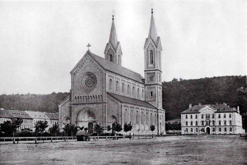 Костел святого Кирилла и Мефодия 3