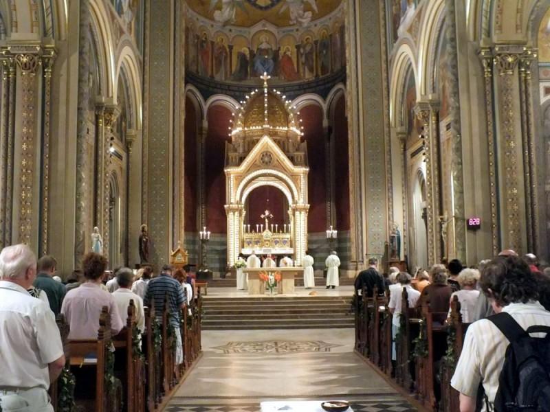 Костел святого Кирилла и Мефодия 8