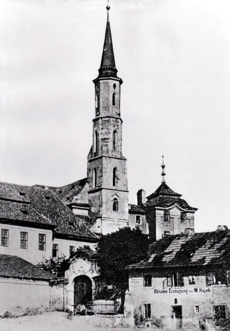 Костел святой Екатерины Александрийской 4