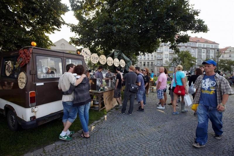 Пивной фестиваль на Набережной 5